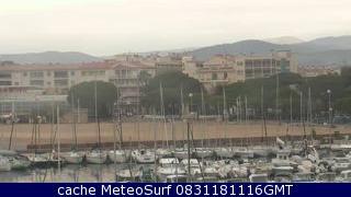 webcam Sainte-Maxime Var