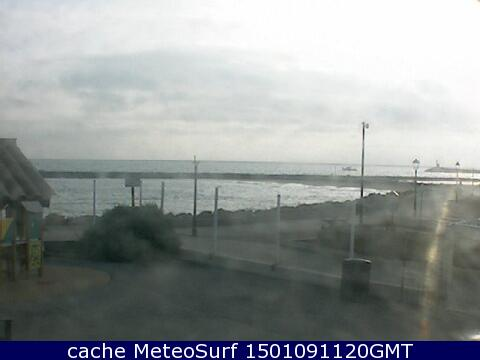 webcam Saintes Maries de la Mer Bouches du Rhône