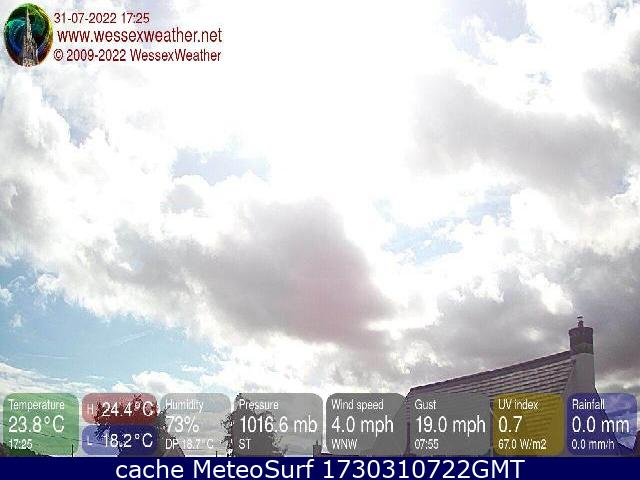 webcam Laverstock Salisbury South West
