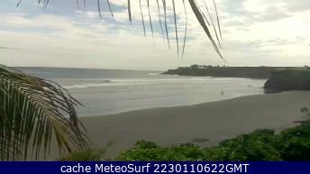 webcam El Cuco San Salvador