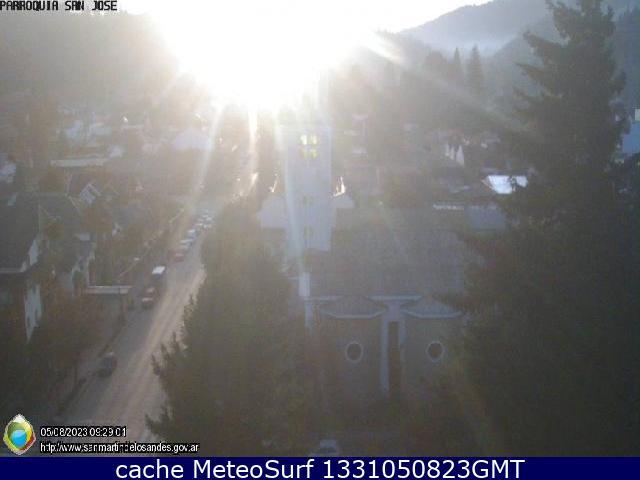 webcam San Martín de Los Andes Lácar
