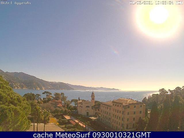 webcam San Michele di Pagana Genova