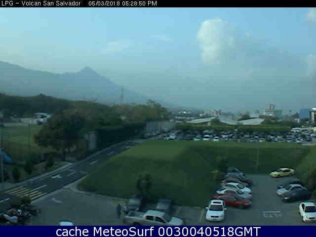 webcam San Salvador San Salvador