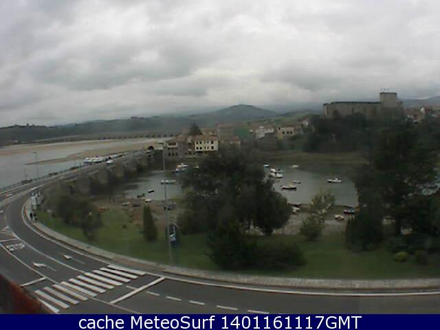 webcam San Vicente de la Barquera Costa Occidental