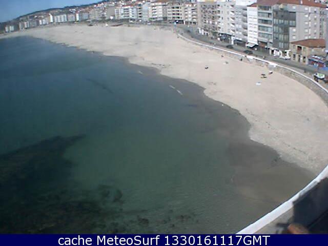 webcam Hotel Sangenjo Pontevedra