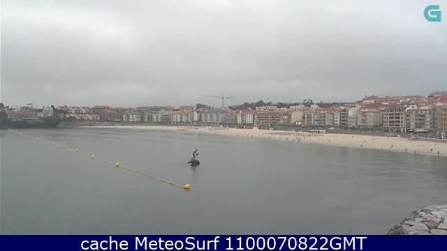 webcam Sanxenxo Pontevedra