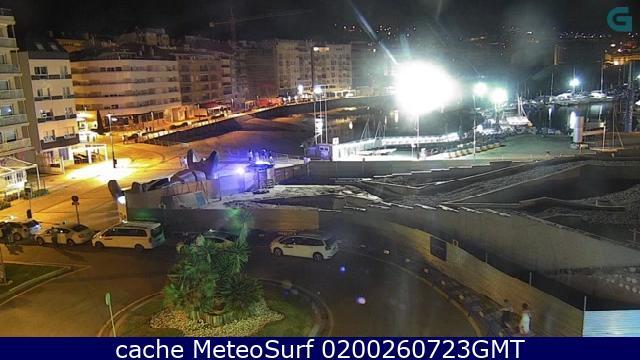 webcam Sanxenxo Pontevedra