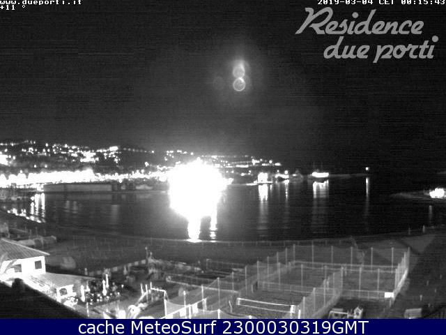 webcam Sanremo Marina Imperia