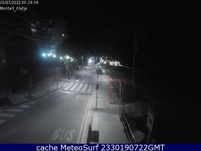 webcam Sant Vicenç de Montalt Barcelona
