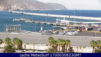 webcam Santa Cruz de Tenerife Plaza España Santa Cruz de Tenerife