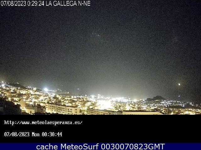 webcam Santa Cruz Taco Santa Cruz de Tenerife