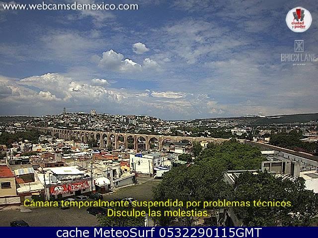 webcam Santiago de Quer�taro Quer�taro