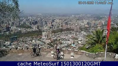 webcam Santiago Santiago