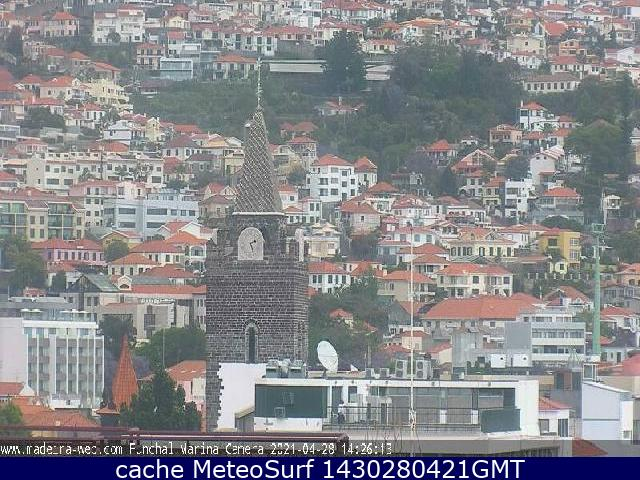 webcam S do Catedral Funchal 