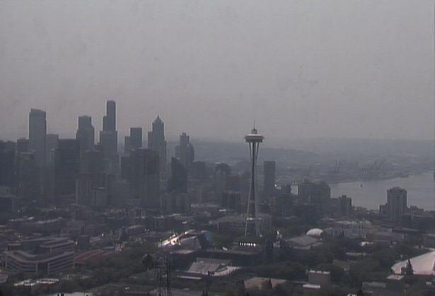 webcam Seattle King
