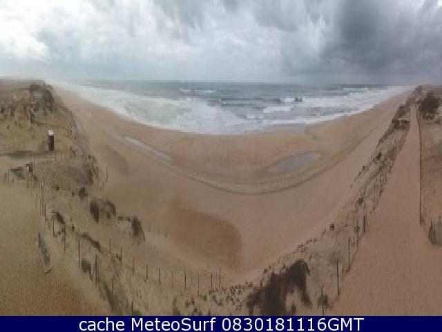 webcam Seignosse Landes