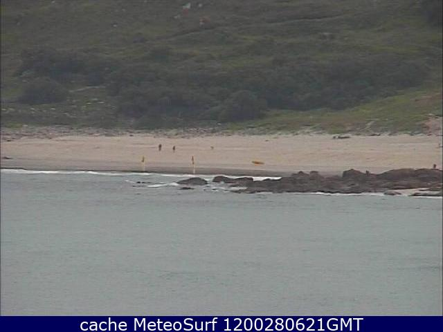 webcam Sennen Beach South West