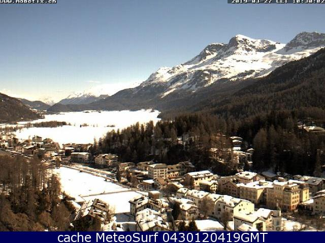webcam Sils Maria Maloja