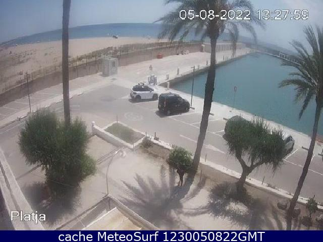 webcam Port Ginesta Barcelona