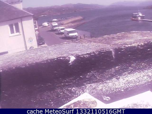 webcam Skye Isle Kyleakin Highland