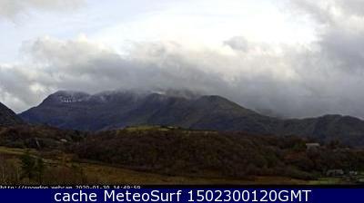 webcam Snowdon Gwynedd
