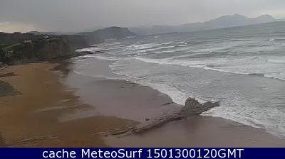 webcam Sopela Vizcaya