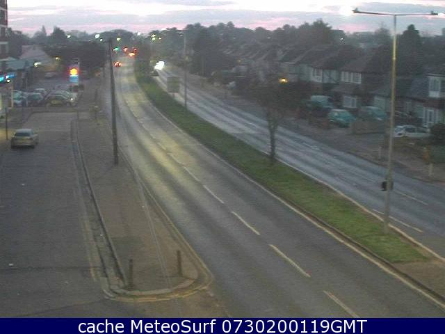 webcam Southend Town Centre East of England