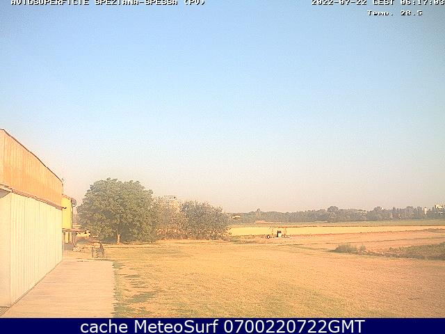 webcam Spessa Pavia