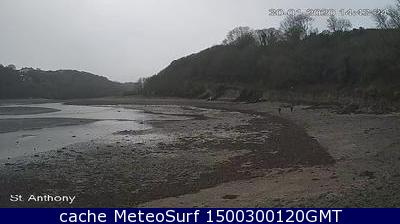 webcam St Anthony South West