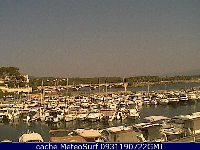 webcam St Aygulf Port Var