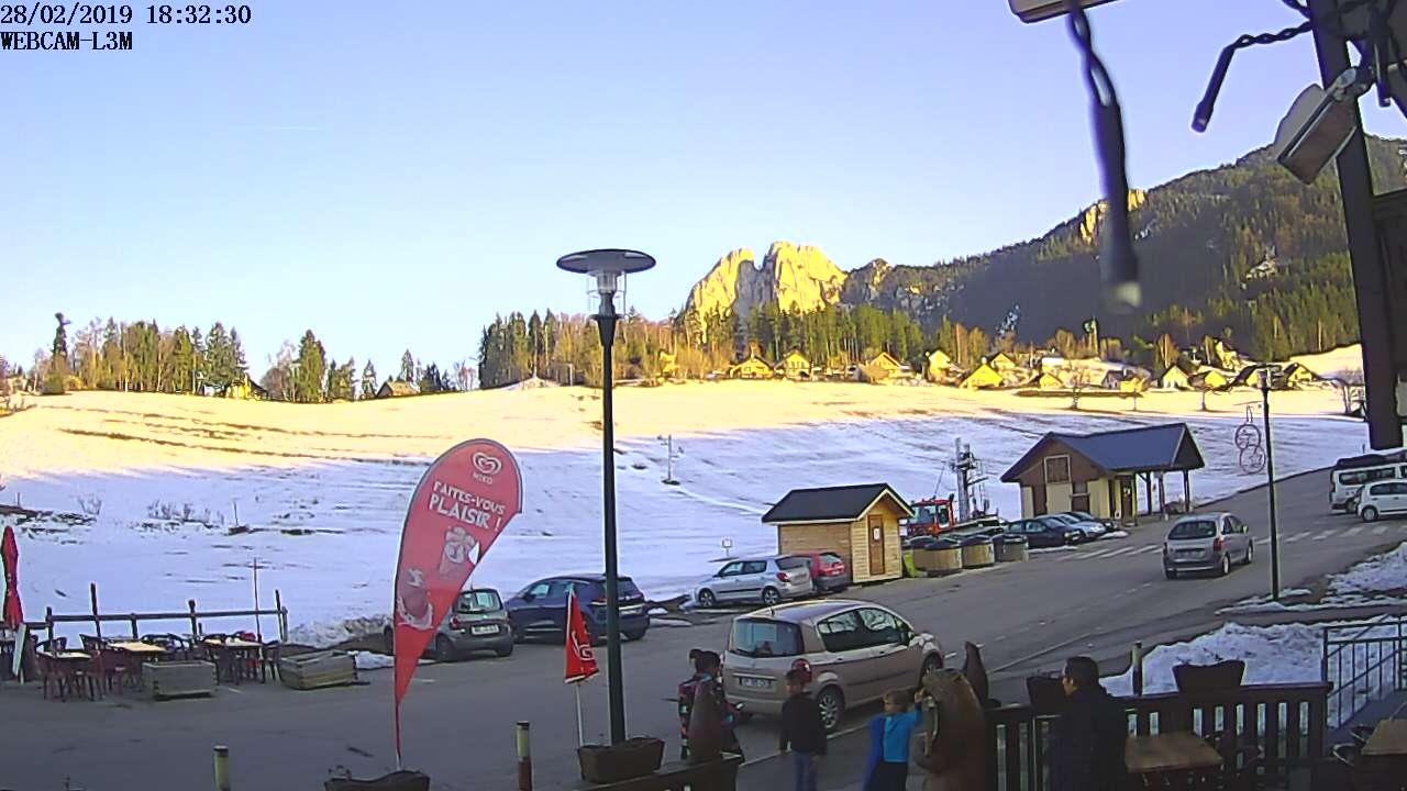 webcam Moucherotte Isère
