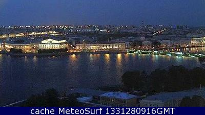 webcam St Petersburg Vasilevsky San Petersburgo