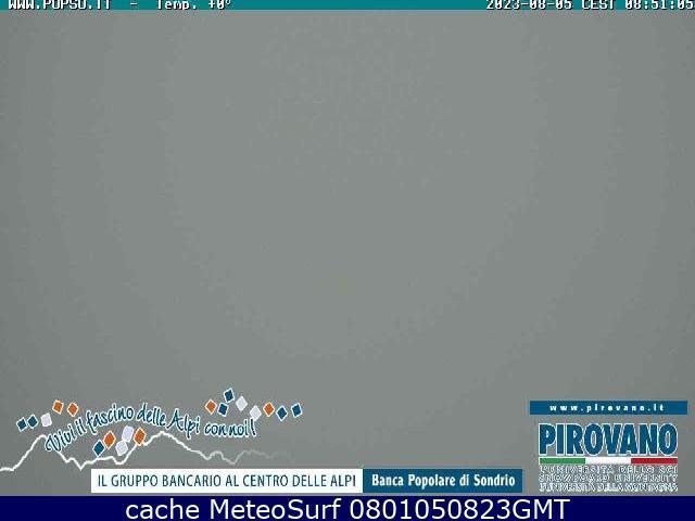 webcam Stelvio Sondrio
