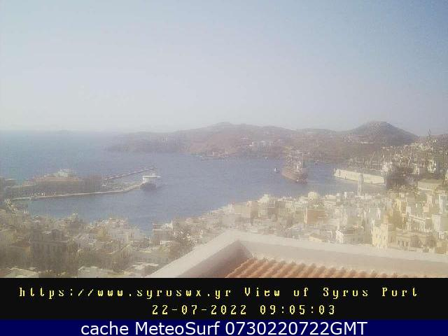 webcam Ermoupoli Syros