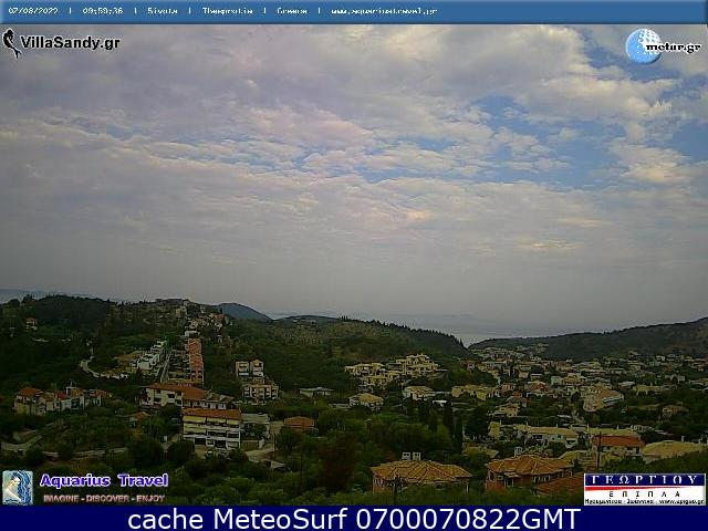 webcam Syvota Thesprotias