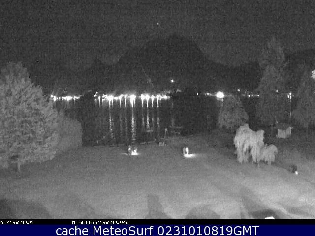 webcam Talloires Annecy Lac Haute Savoie