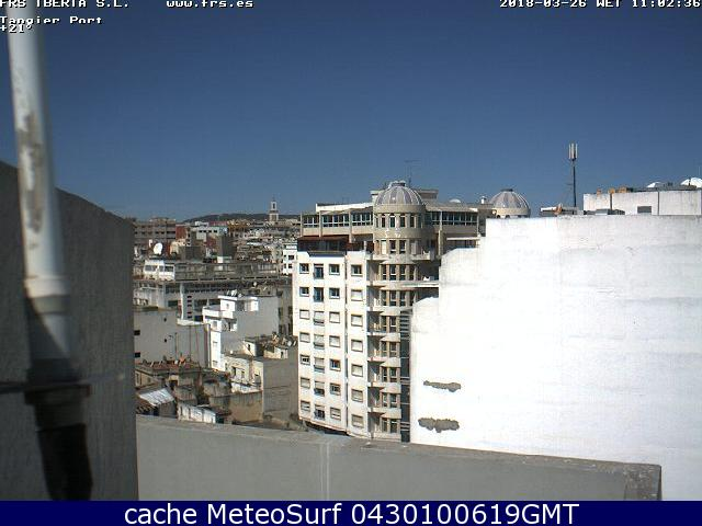 webcam Tanger Tangier-Assilah