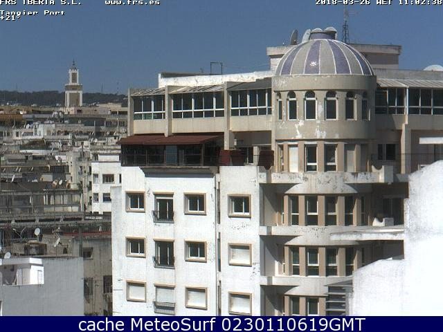 webcam Tanger Port Tanger