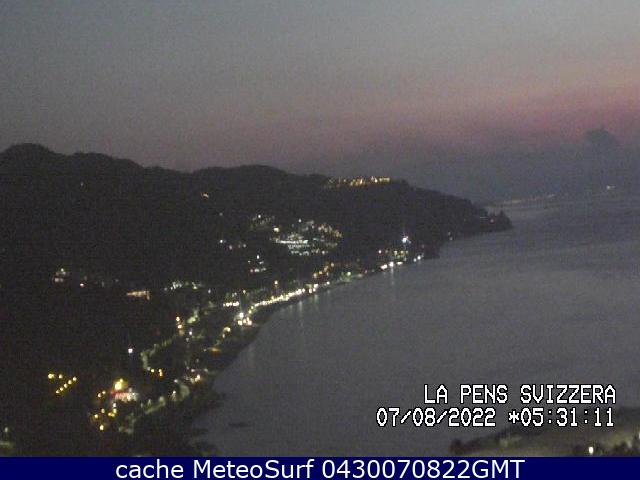 webcam Taormina Messina