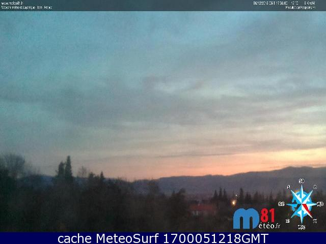 webcam Lagarrigue Tarn