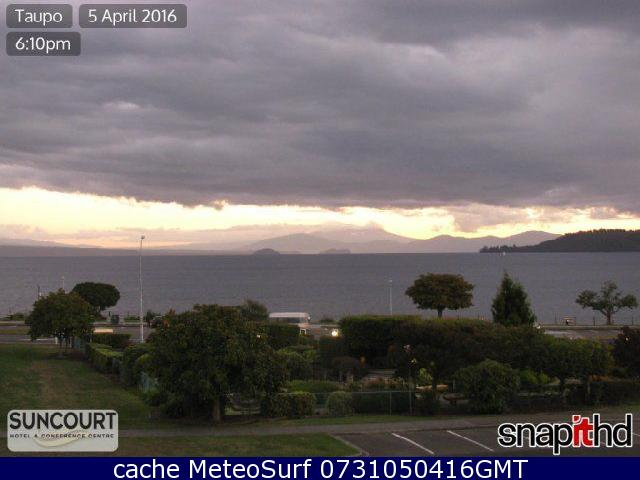 webcam Taupo Taupo