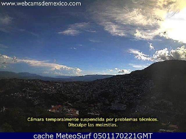 webcam Taxco Taxco de Alarcón