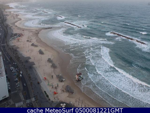 webcam Tel Aviv Gush Dan
