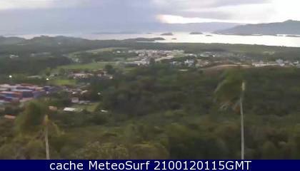 webcam Sao Francisco do Sul Panoramica Joinville