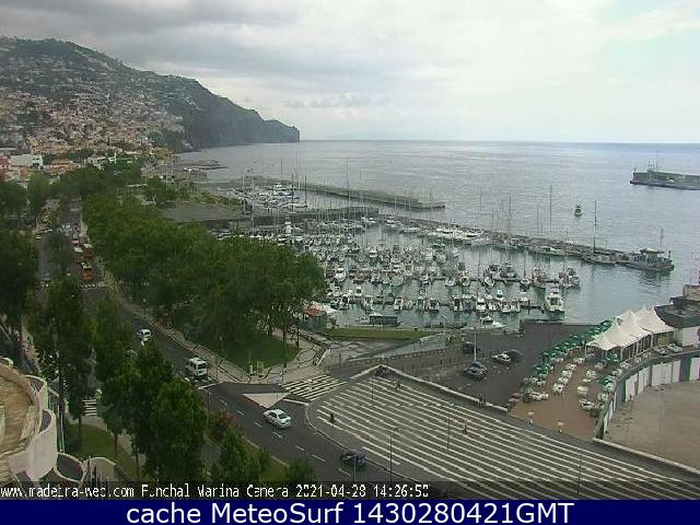 webcam Funchal Avenida do Mar Funchal