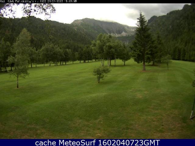 webcam Ponte di Legno Golf Brescia