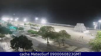 webcam Rio de Janeiro Copacabana Rio de Janeiro