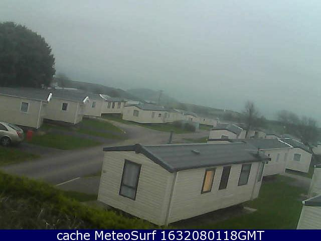 webcam Tencreek Holiday Park South West