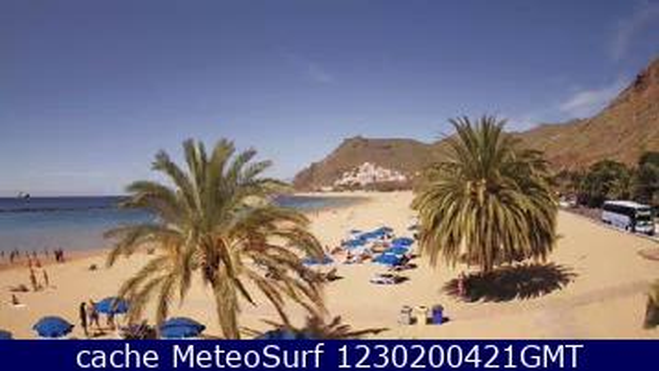 webcam La Laguna Santa Cruz de Tenerife