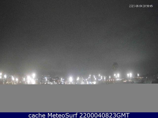 webcam Cristianos Rent a Car Santa Cruz de Tenerife